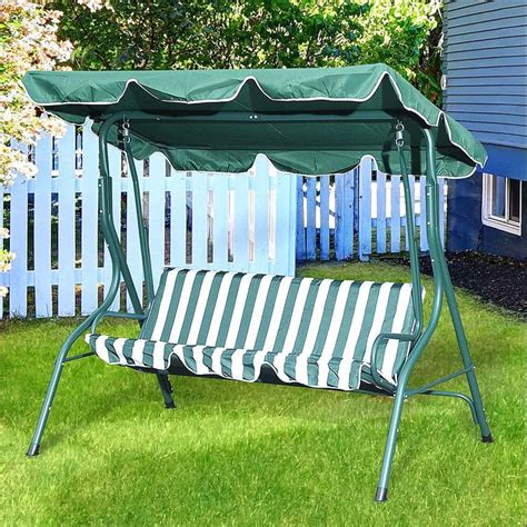 25 best ideas about patio swing with canopy on
