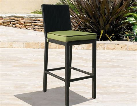 Rattan Outdoor Bar Stools by Outdoor Wicker Bar Stools Commercial Landscape Lighting