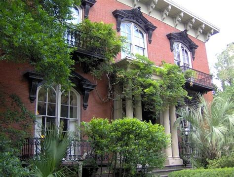 Mercer House Ga by The Mystique Of Vs The Luxury Of The Fighting