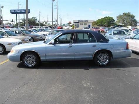 how make cars 2000 mercury grand marquis instrument cluster 2000 mercury grand marquis vin 2mefm74w3yx699920 autodetective com