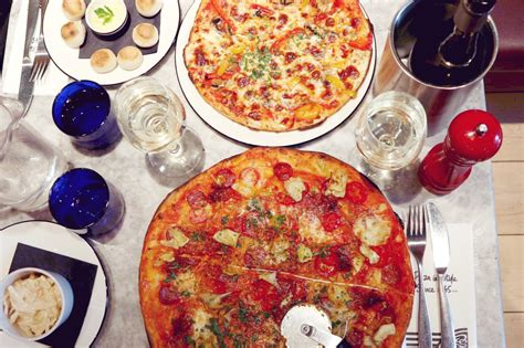 pizza express review oxford manchester