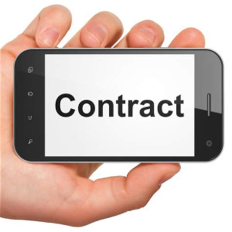 mobile phone contacts how mobile phone contracts are hurting the environment