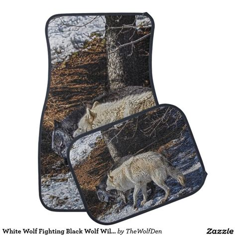 Wolf Car Mats by 17 Best Images About Creative Designed Car Mats On