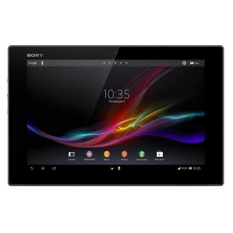 Tablet Sony Z Di Indonesia Sony Xperia Tablet Z Sgp321 Price Specifications Features Reviews Comparison
