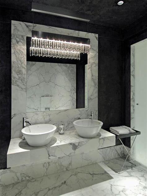 Black And White Bathroom Ideas Gallery Black And White Bathroom Ideas Gallery
