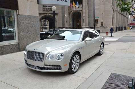white bentley flying 2014 bentley flying spur mulliner stock gc1420 for sale