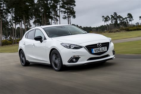 mazda specials mazda3 sport black special edition goes on sale in the uk