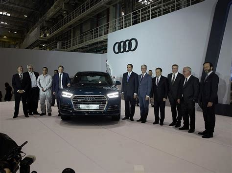 Audi Mexiko by Das Neue Audi Werk In Mexiko