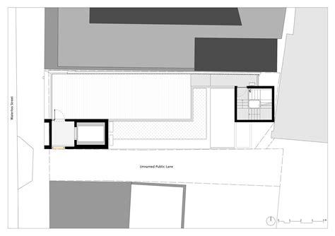 studio 54 floor plan gallery of studios 54 hill thalis architecture urban