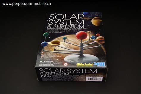 4m Solar System Planetarium by Solar System Planetarium 4m Experimentierkit Shop