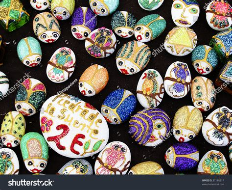 Souvenir Handmade - souvenirs handmade stock photo 37188517