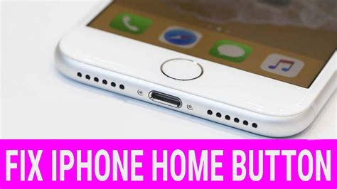 Iphone Q Key Not Working Iphone Home Button Not Working Try This