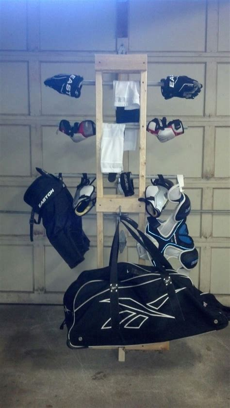 fan for hockey drying rack 17 best images about drying racks for hockey equipment on