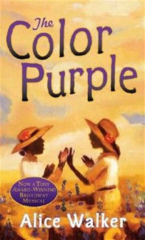 the color purple walker book the color purple walker novels pulitzer prize