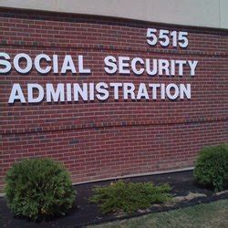 Indiana Social Security Office by Northeast Indianapolis Social Security Office