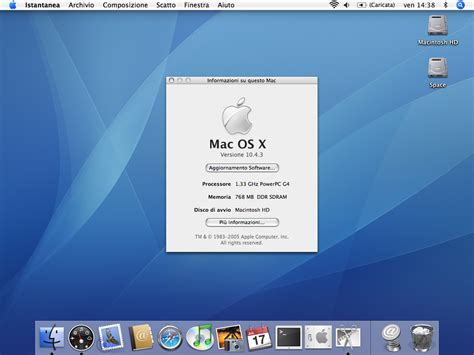 Os Apple mac os x leopard iso
