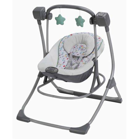 graco baby swing graco cozy duet baby swing and rocker lambert walmart