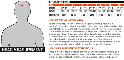 motocross helmet sizing motorcycle helmet measurements newmotorwall org