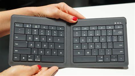 Microsoft Foldable Keyboard microsoft universal foldable keyboard release date price and specs cnet