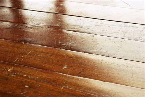 Repair Hardwood Floor Scratches How To Repair Scratched Hardwood Floors