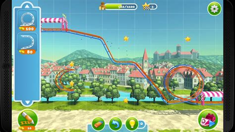 coaster creator rollercoaster creator express a rollercoaster constructor on android