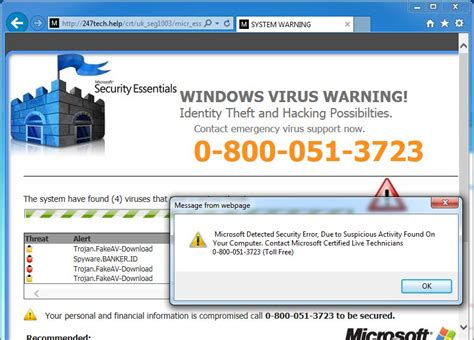 windows help desk scam scams to out for