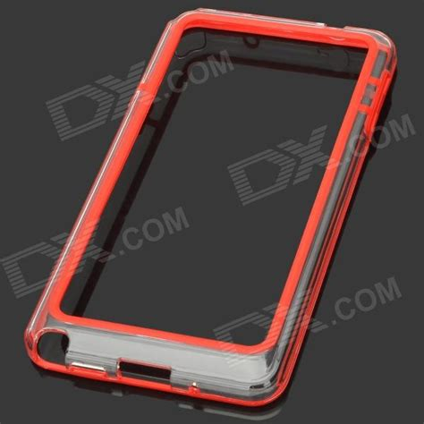 Led Light Bumper Samsung Note 4 protective plastic bumper for samsung galaxy note 3 transparent free shipping