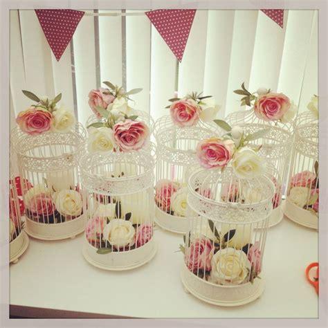 432 Best Birdcages With Flowers Images On Pinterest Birdcage Centerpieces Wholesale