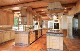 Spanish For Floor 23 beautiful spanish style kitchens design ideas designing idea