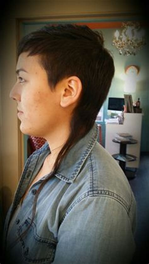 rat hairstyle asian mullet mullets and haircuts on