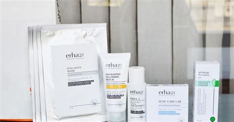Erha Collagen Mask the curly journal erha apothecary