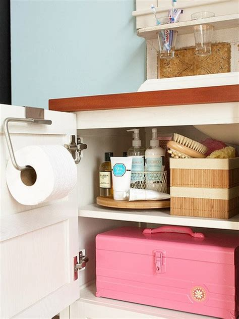 bathroom vanity organization ideas 9 ways to make existing storage cabinets more space