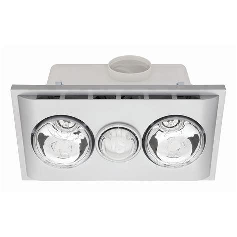 mercator uniglow led bathroom 3 mercator uniglow silver bathroom heater and exhaust with