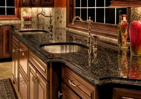 Granite Kitchen Counter by Creative Juice Choosing The Countertop That Is Right For You