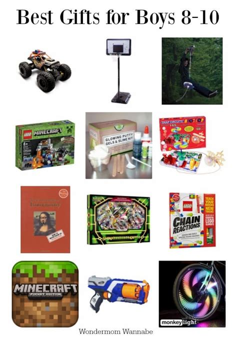 top ten boys gifts best gifts for 8 to 10 year boys