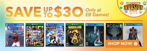 Xbox One Gift Card Eb Games - eb games canada scorching hot deals save on xbox and ps4 games biogenick accessories