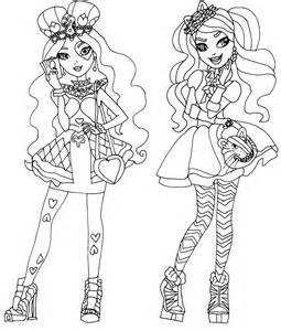 after high coloring pages free printable after high coloring pages lizzie