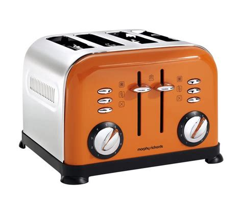 orange kitchen appliances best 25 orange kettle and toaster ideas on pinterest