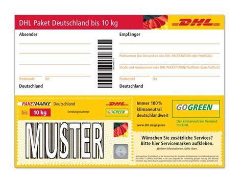 Word Vorlage Paketaufkleber Paket Beschriften So Geht S F 252 R Dhl Hermes Und Co Giga