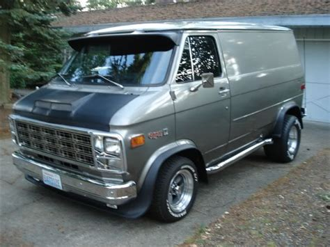 how does cars work 1993 chevrolet sportvan g20 spare parts catalogs 1994 chevrolet g20 sportvan custom chevy vans 1971 96 chevy chevy trucks