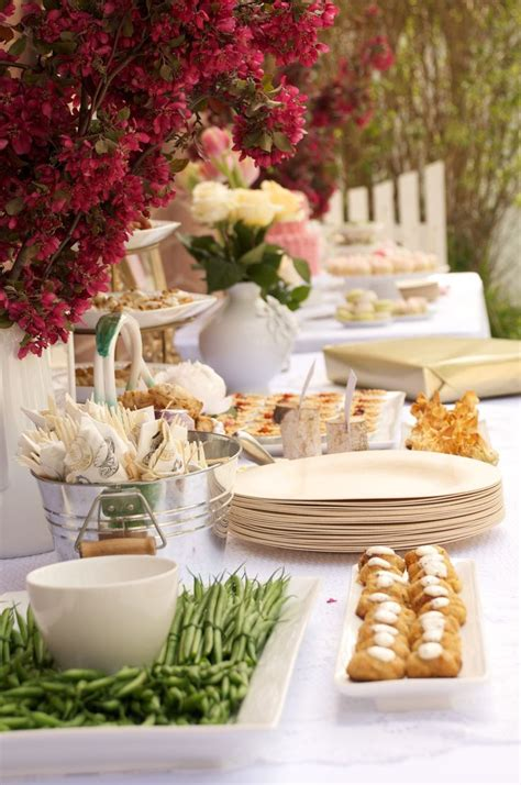 beautiful buffet table buffet tables and party platters