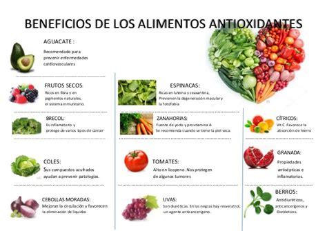 que alimentos son antioxidantes naturales infograf 237 a alimentos antioxidantes