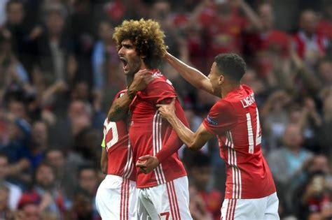 manchester united  celta vigo uefa europa league semi final  leg royalbola agen bola