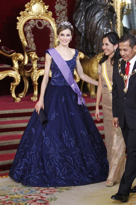 cena de gala de las cena de gala en el palacio real en honor al presidente de per 250
