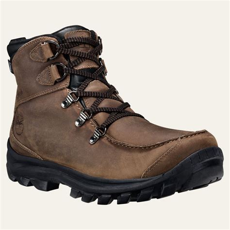 timberland waterproof boots for timberland s chillberg mid sport waterproof boots ebay