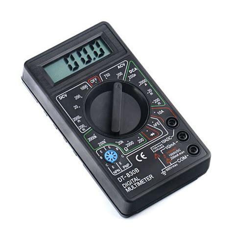 Pocket Size Digital Multimeter Dt830b hde digital multimeter ac dc power tester coconuas36