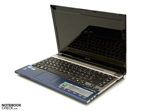 Laptop Acer Aspire Timelinex 3820tg review acer aspire 3830tg subnotebook notebookcheck net