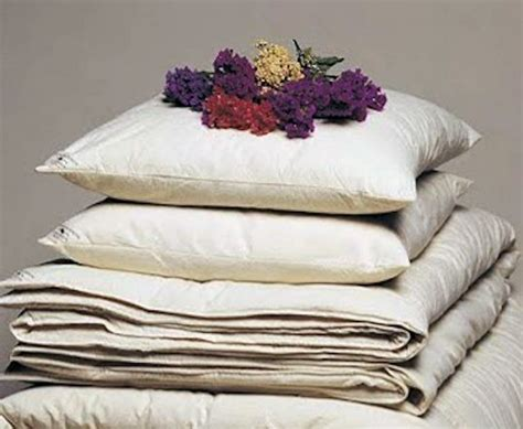 Organic Cotton Filled Pillows by Vivetique Organic Cotton Pillow Nature S Country Store
