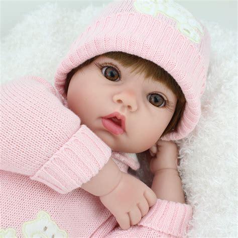 reborn doll aliexpress buy 50cm doll reborn babies silicone