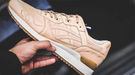 Asics Gel Lyte Iii Vegetable asics tiger asics gel lyte iii vegetable tanned sneakers